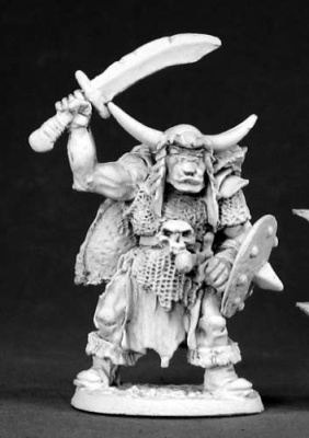 Nagrash, Orc Chieftan