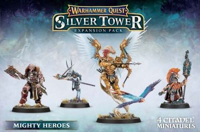 Warhammer Quest: Mighty Heroes (MO)