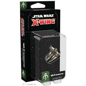 SW: X-Wing 2.Ed. M3-A-Abfangjäger
