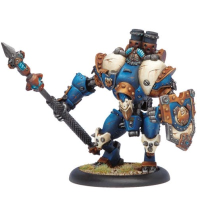 Cygnar Thorn Character Light Warjack