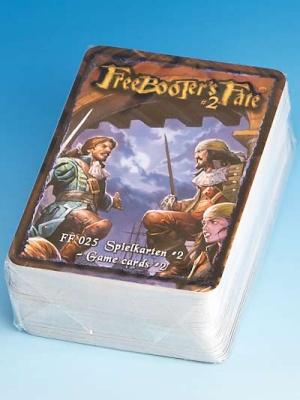Freebooters Fate Spielkarten 2.0