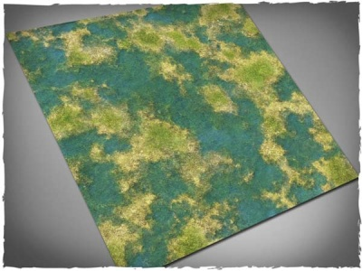Game Mat - Tropical Swamp 4x4