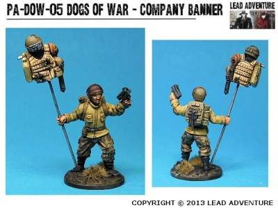 Dogs of War - Company Banner (1)