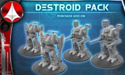 UEDF: Tomahawk/Defender Destroids