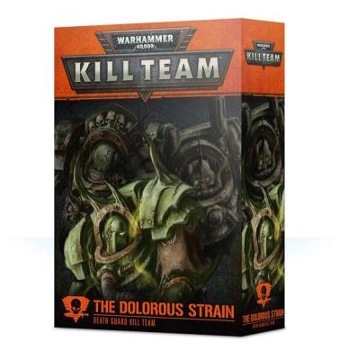 Warhammer 40000: Kill Team Dolorous Strain (Englisch)