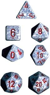 Chessex Air SpeckledT 7-Die Set