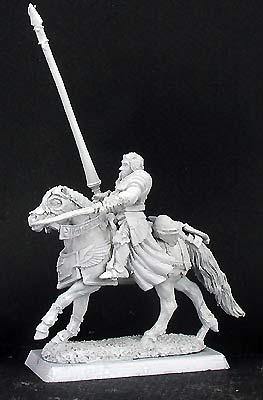 Sir Danel, Mtd Sergeant