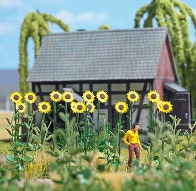 Riesen Sonneblumen H0