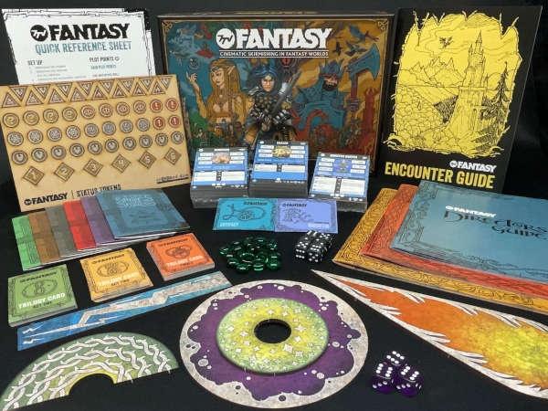 7TV: Fantasy Boxed Set