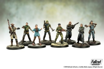 Survivors Core Box