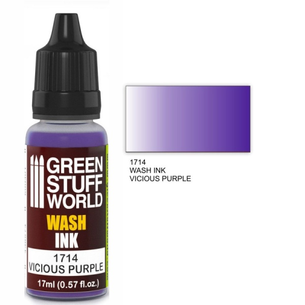 Wash Inks - Vicious Purple