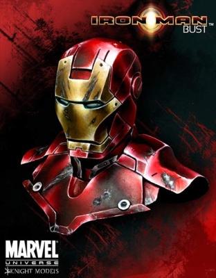 Iron Man BUST (1/10)