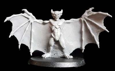 Vampire Lord In Manbat Form II