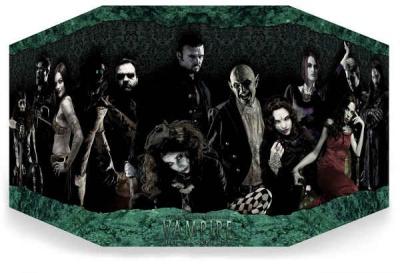 Vampire: Die Maskerade Erzählerschirm inkl. SAS-Leitfaden