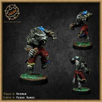 Werewolf 1 OOP