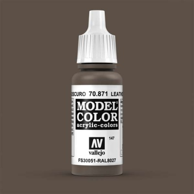 Model Color 147 Braunes Leder (Leather Brown) (871)