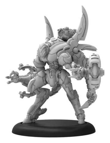 Daemon B - Warcaster Empyrean Light Warjack (metal)