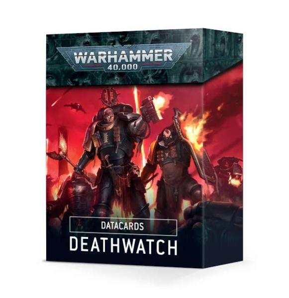 Datakarten: Deathwatch