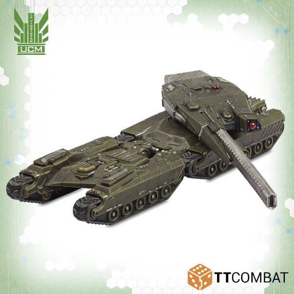 Broadsword Super Heavy Tank