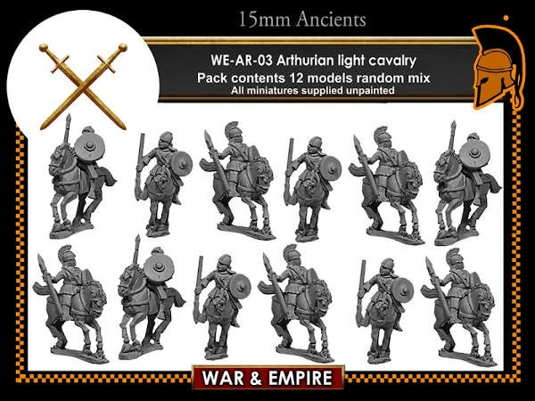 Arthurian - Light cavalry