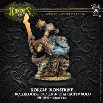 Trollblood Solo Horgle Ironstrike