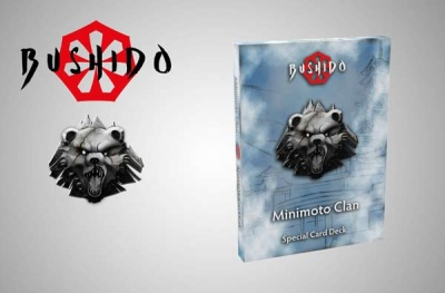 Minimoto Clan Special Card Deck