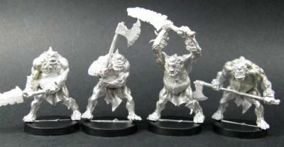 Orc Footmen A