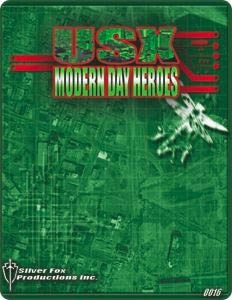 USX Modern Day Heroes Rule Book