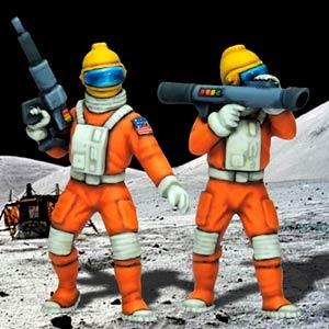 Armed ARC Astronauts (3)