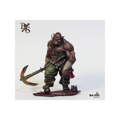 Redghar The Black Orc