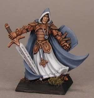 Sir Conlan, Templar