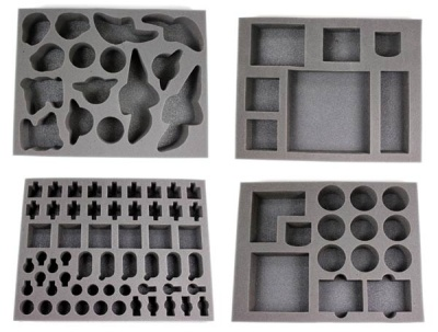 Descent Board Game Foam Tray Kit for the P.A.C.K.