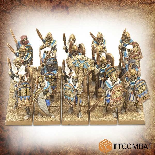 Mummy Spearmen (20)