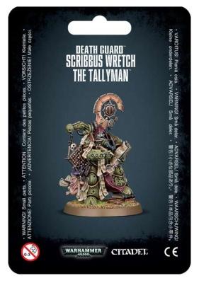 Death Guard: Scribbus Wretch