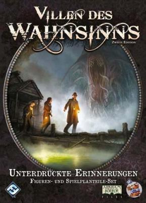 Villen des Wahnsinns - Unterdrückte Erinnerungen  2. Ed.