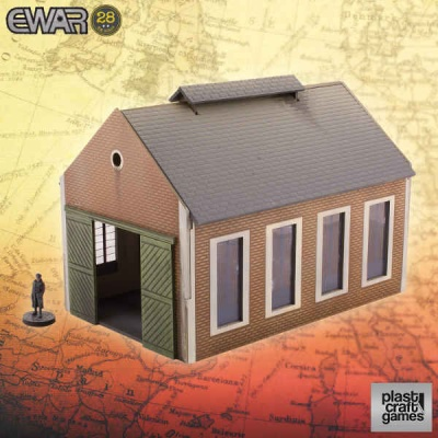 28mm: Warehouse
