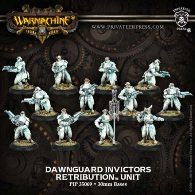 Retribution Dawnguard Invictors Unit (12 Models)