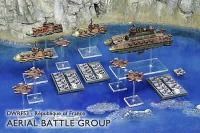 Republique of France Aerial Battle Group