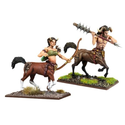 Kings of War Vanguard: FoN Centaurs (2)