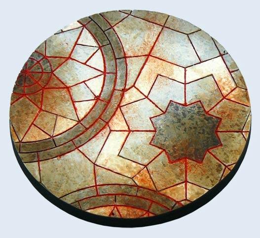 Mosaic Bases, Round 60mm (1)