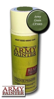 Colour Primer Army Green