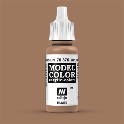 Model Color 132 Sandgelb Dunkel (Brown Sand) (876)