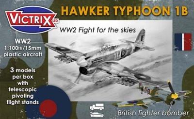 Hawker Typhoon 1b (3)