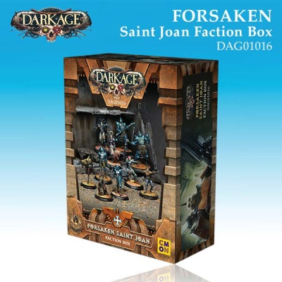 Forsaken Saint Joan Faction Box