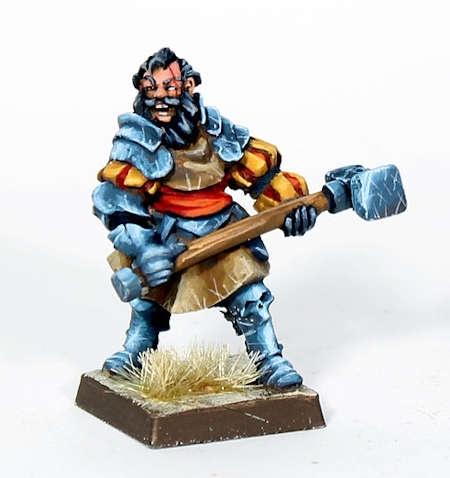 Mercenary 1 (Hammer)