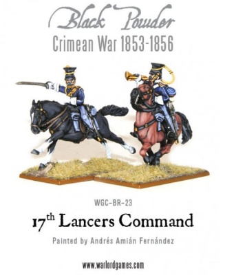 Crimean War: 17th Lancers command 1853-1856 (2)