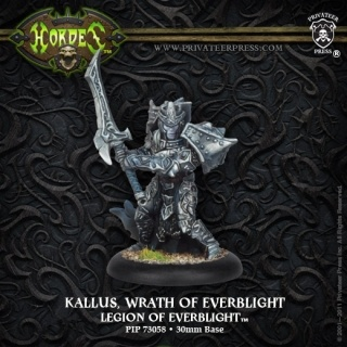 Legion of Everblight Warlock Kallus, Wrath of Everblight
