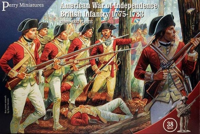 American War of Independence British Infantry 1775-1783 (36)