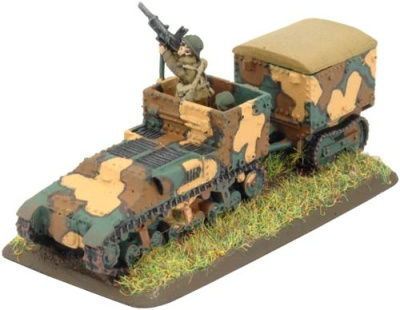 Lorraine 38L Armoured Carrier (2)