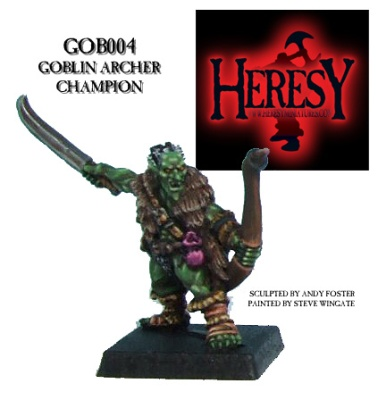 Goblin Archers Champion